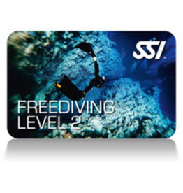 SSI Level 2 Freedive Cursus