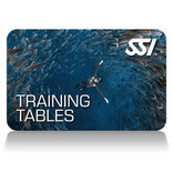 SSI Training Tables SSI Freedive Specialty