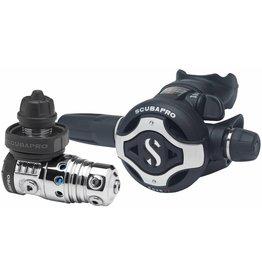 Scubapro Scubapro MK25 EVO S620 TI  + For free  Octopus R195