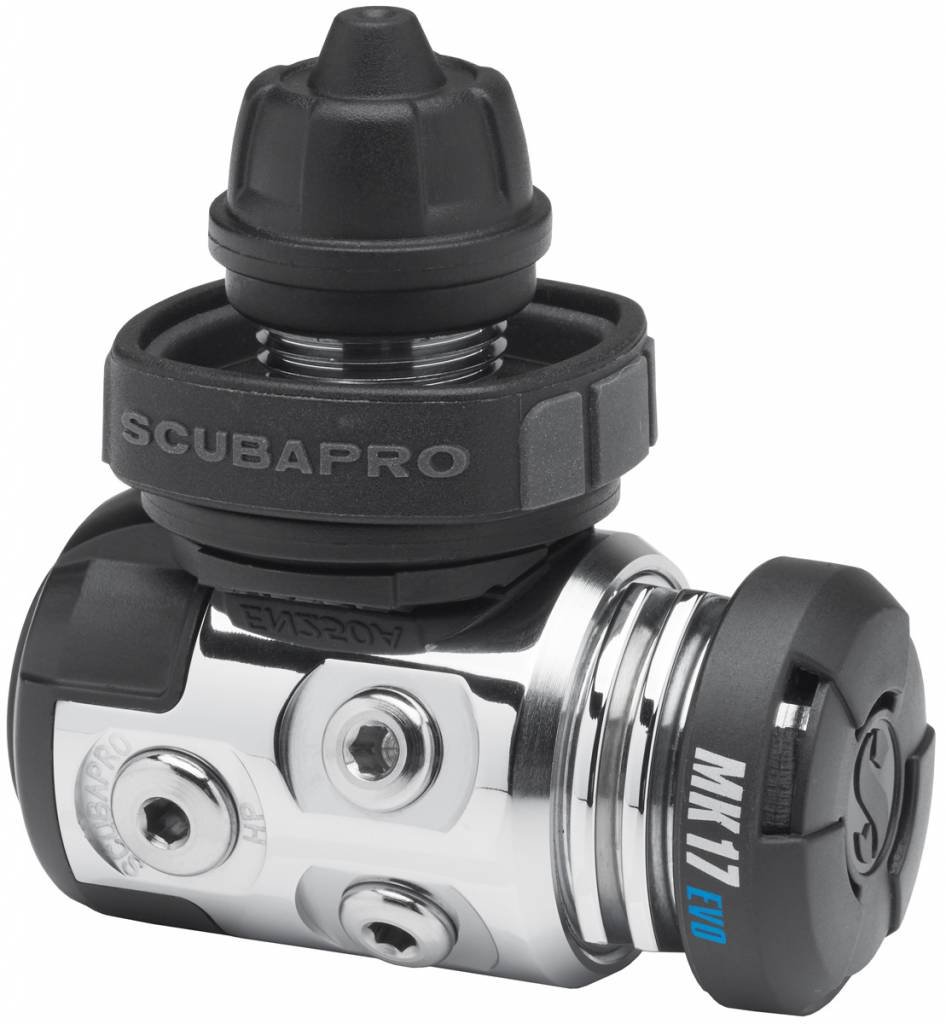 Scubapro Scubapro MK17 EVO / S620Ti + Gratis Octopus R195 Scubapro