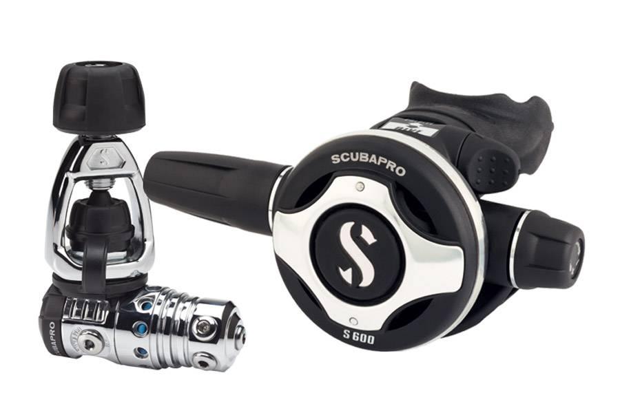 Scubapro Scubapro MK25 EVO / S600 + GRATIS Octopus R195 Scubapro