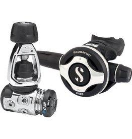 Scubapro Scubapro Mk17 EVO / S600 + For Free Octopus R195 Scubapro
