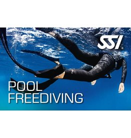 SSI Pool Freediving Cursus