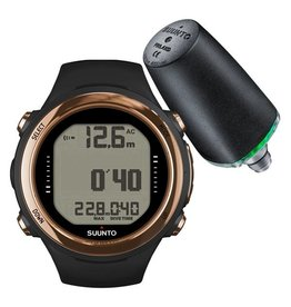 Suunto Suunto D4i Novo  White Gold Divecomputer with Transmitter   - Copy
