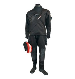 Beuchat Beuchat Abyss Dry Suit met Borst rits