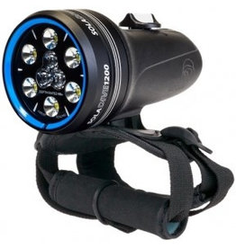 Light & Motion Light & Motion SOLA 1200 lumen Dive