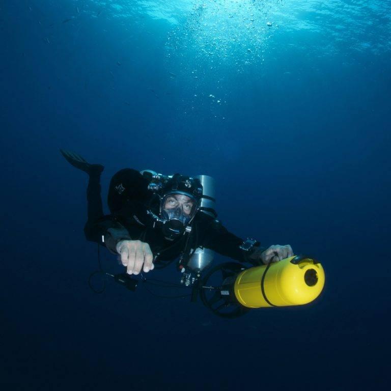 Ocean Reef Predator TDivers