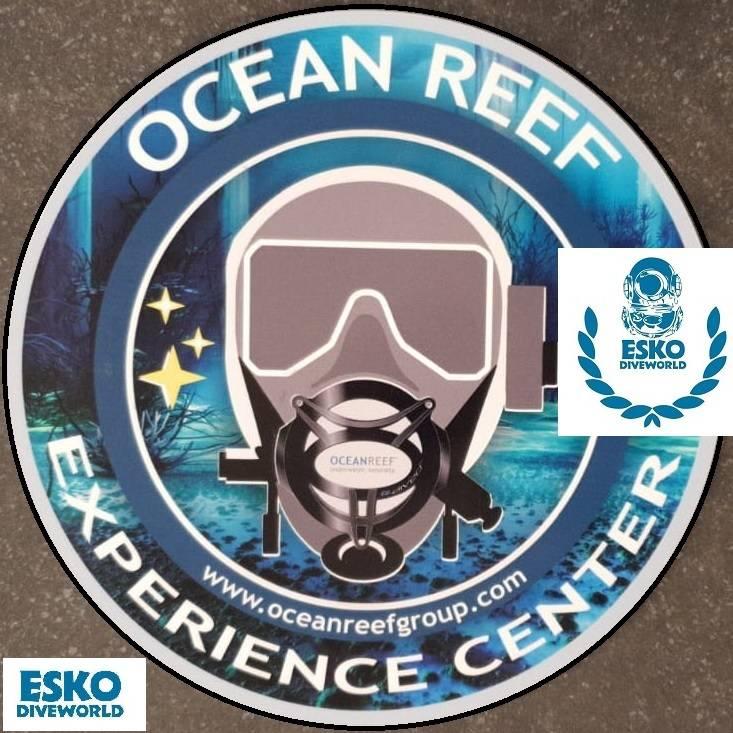 Ocean Reef Dual Tank Valve