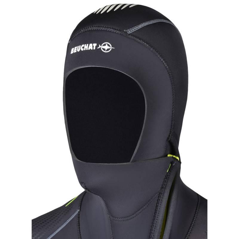 Beuchat Beuchat Focea Comfort 6 MAN Overall met vaste Cap