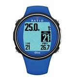 Ratio Ratio iDive Easy Sport duikcomputer Blauw