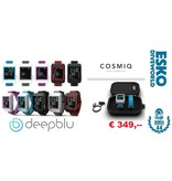 Deepblu Cosmiq + Duikcomputer Black