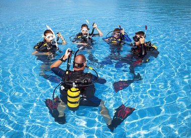 SSI DIVE COURSES