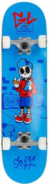 Enuff Enuff Skateboard Skully Blauw