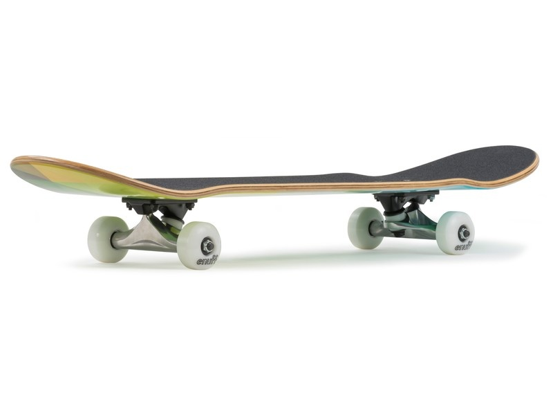 Enuff Enuff Skateboard Geometric Groen