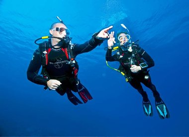 CURSUSDATA gevorderde duikers en freedivers