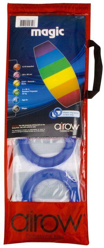 Airow Magic 2-lijns matrasvlieger Airow