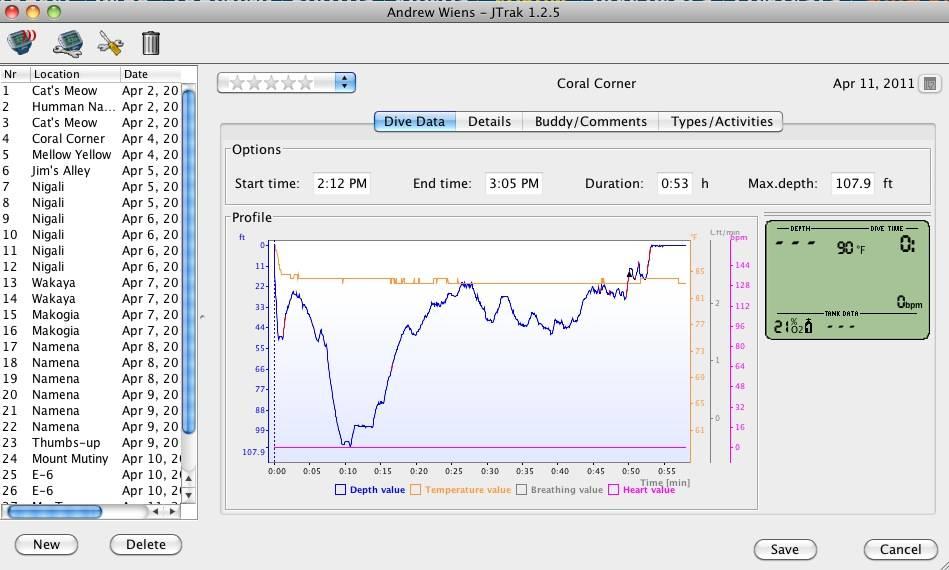 Uwatec Infrarood Interface Scubapro/Uwatec