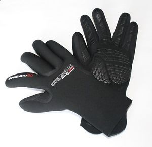 Camaro Camaro Seamless Gloves 5mm