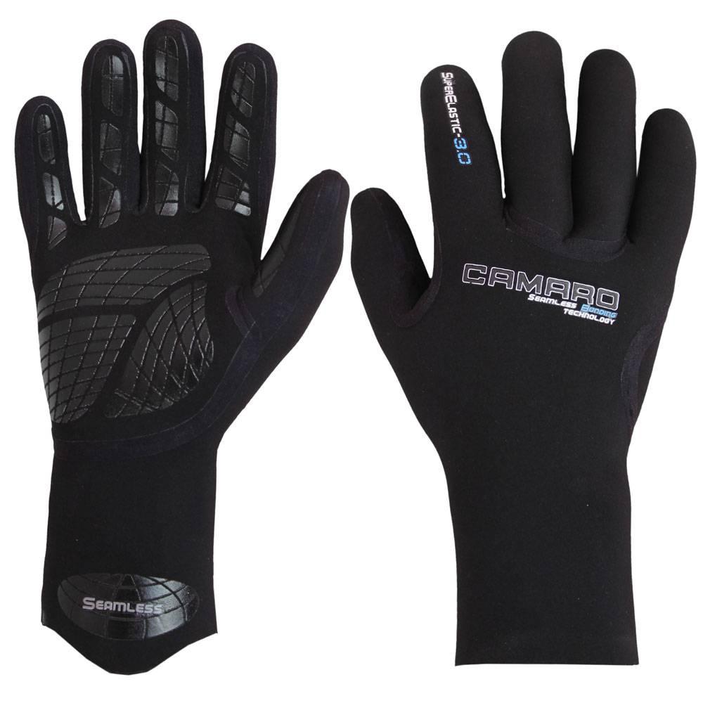 Camaro Camaro Seamless Gloves 3mm