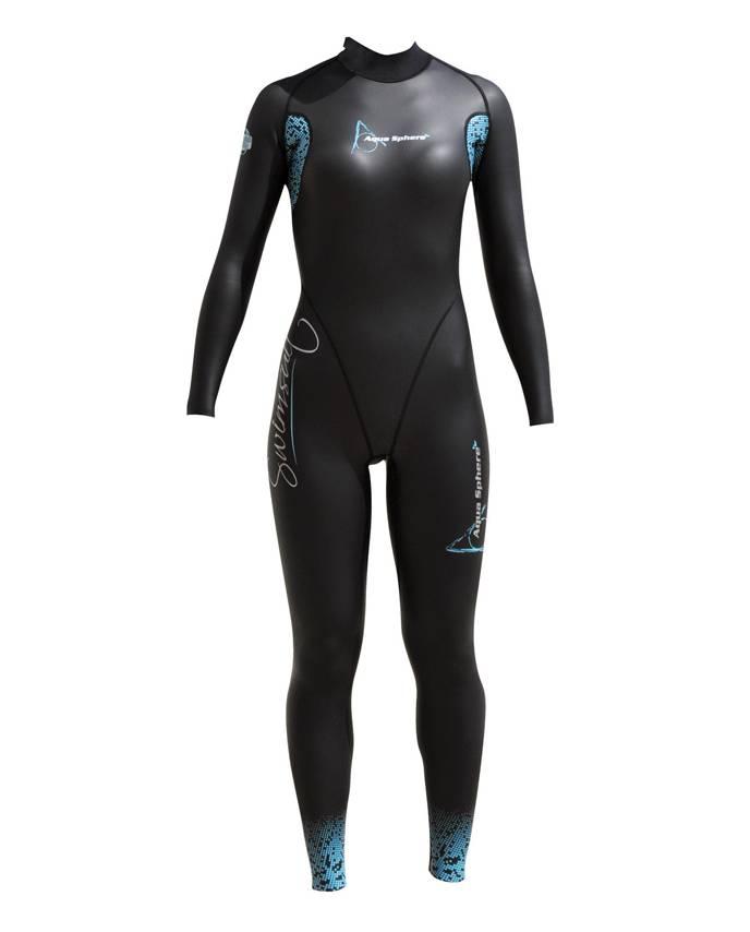 Aqua Sphere Aqua Skin Full Suit Lady