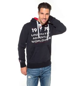 SSI SSI Hooded Sweat Shirt Men