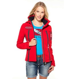 SSI SSI Softshell Jacket Lady Red
