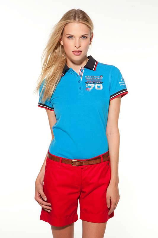 SSI SSI Polo Shirt Lady