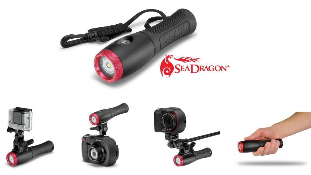 Sealife Sea Life Sea Dragon Mini 650 Spot