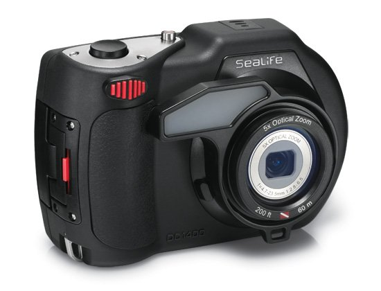 Sealife Sealife DC1400 HD Digitale camera met behuizing DEMO