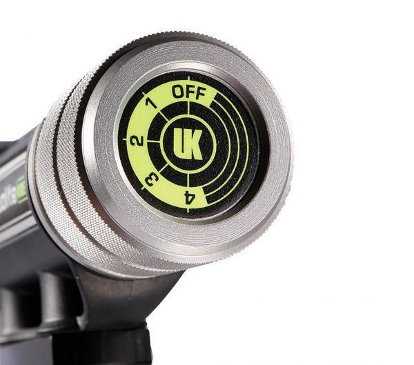 Underwater Kinetics UK Aqualite 20,65 en 90 graden nu met 42% korting