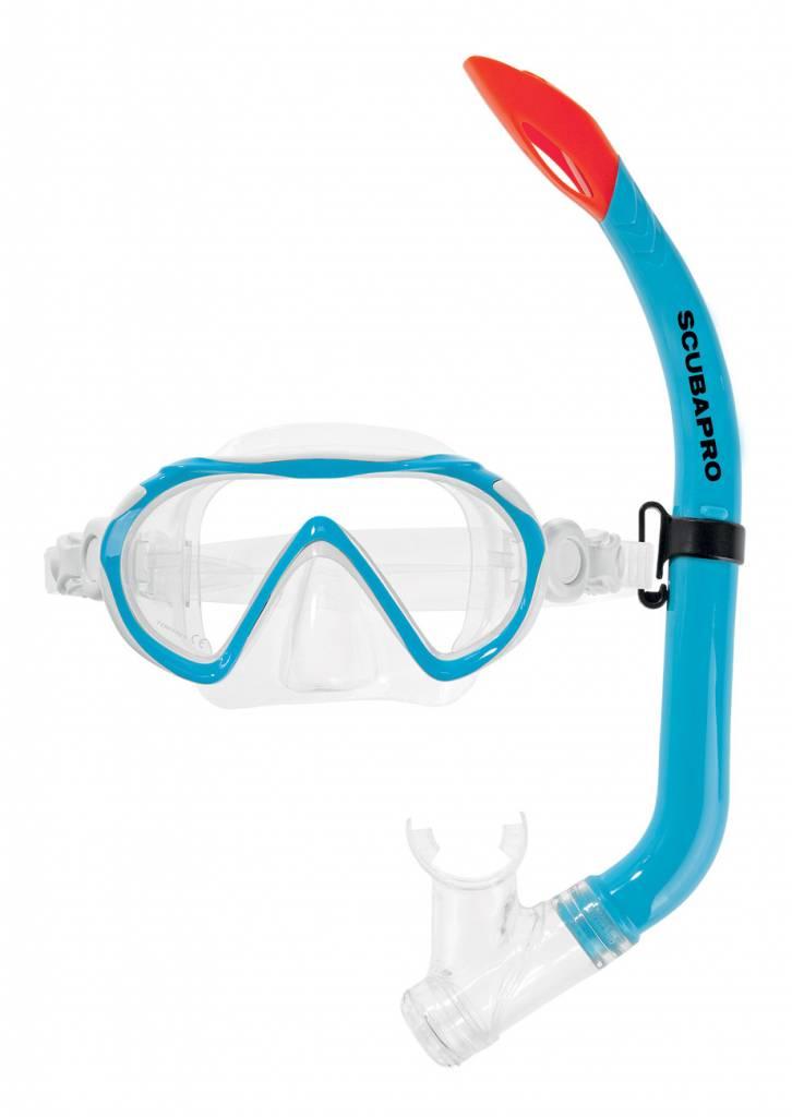 Scubapro Scubapro Spider snorkel set voor kids