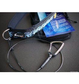 FreeXperience Freediving Belt Lanyard Stainless Steel