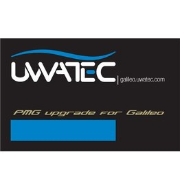 Uwatec PMG Upgrade for Galileo