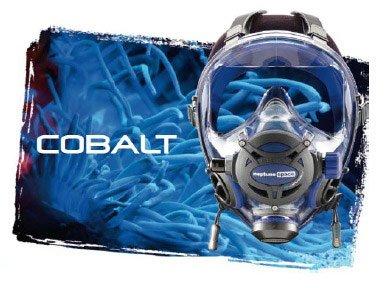 Ocean Reef Ocean Reef Faceseal Small Cobalt
