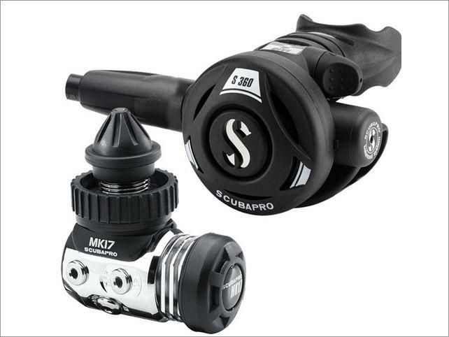 Scubapro Scubapro MK17 S360 OP=OP
