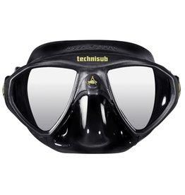 AquaLung Aqualung Micro Mask Zwart