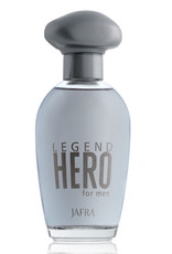 Jafra Cosmetics Jafra Legend HERO | Eau de Toilette for Men | Glasflakon 100 ml