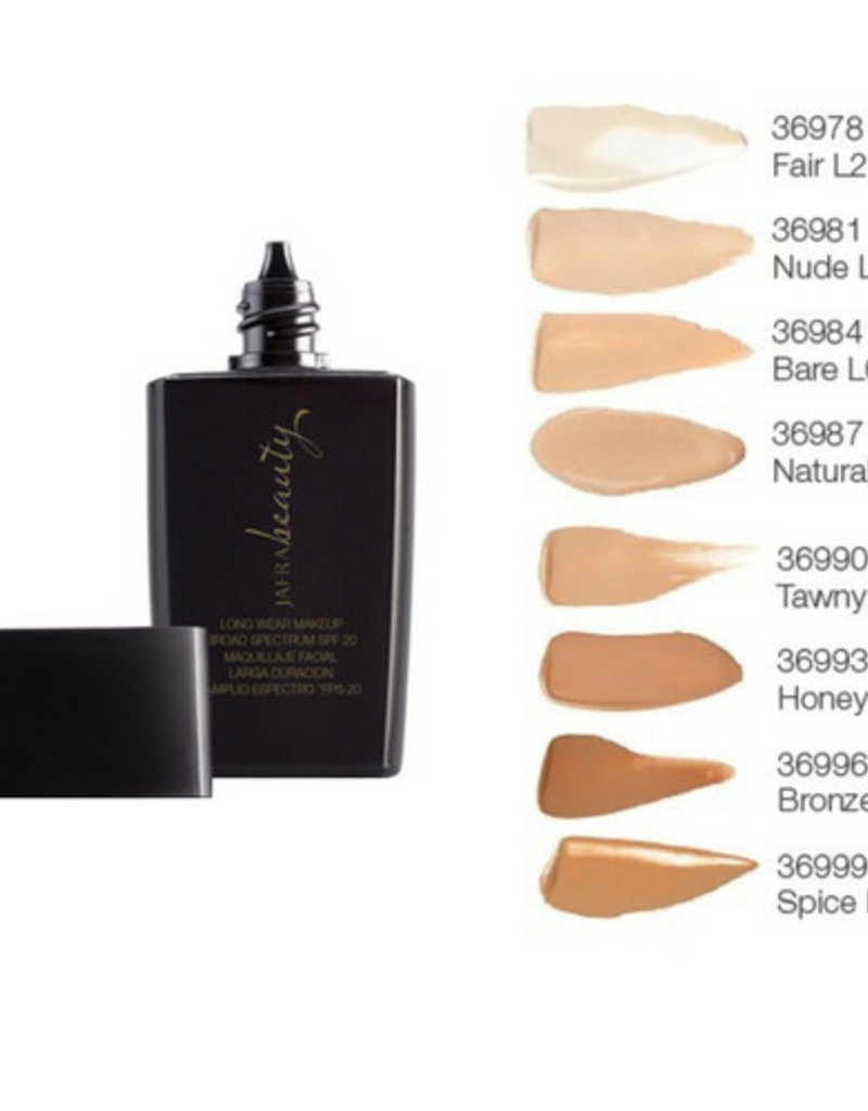 Jafra Cosmetics Jafra Langanhaltendes Make-Up SPF 20 | Flasche | 30 ml