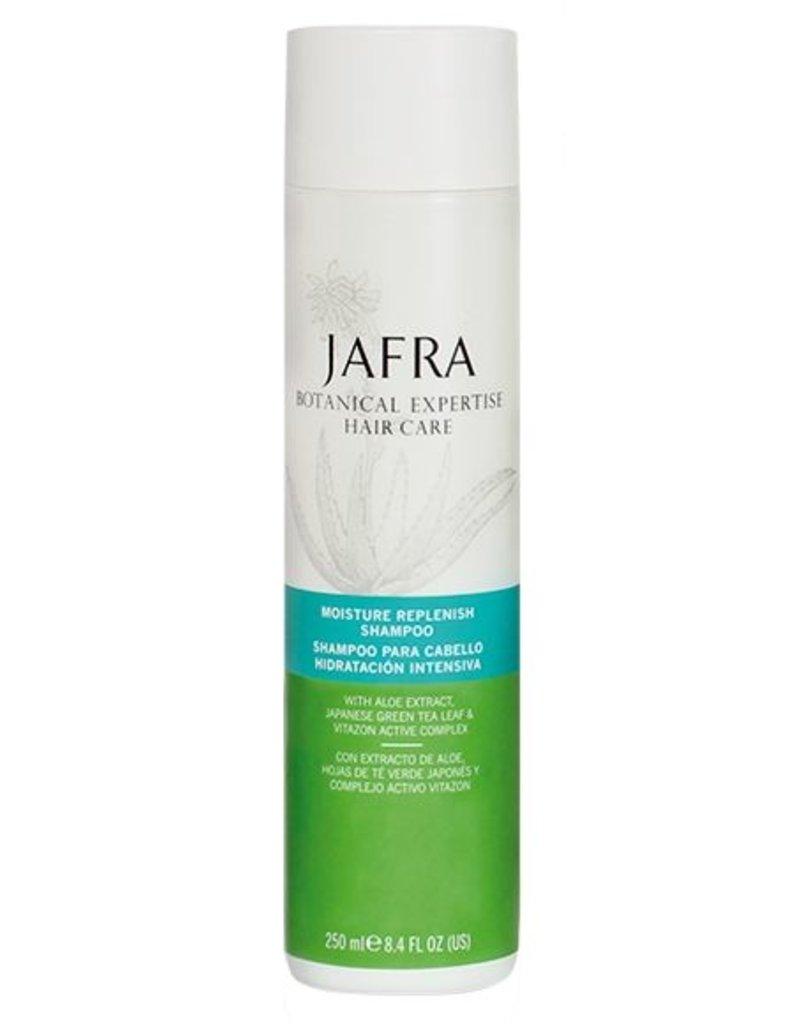 Jafra Cosmetics Jafra Feuchtigkeitsspendendes Aufbau-Shampoo | Flasche | 250 ml