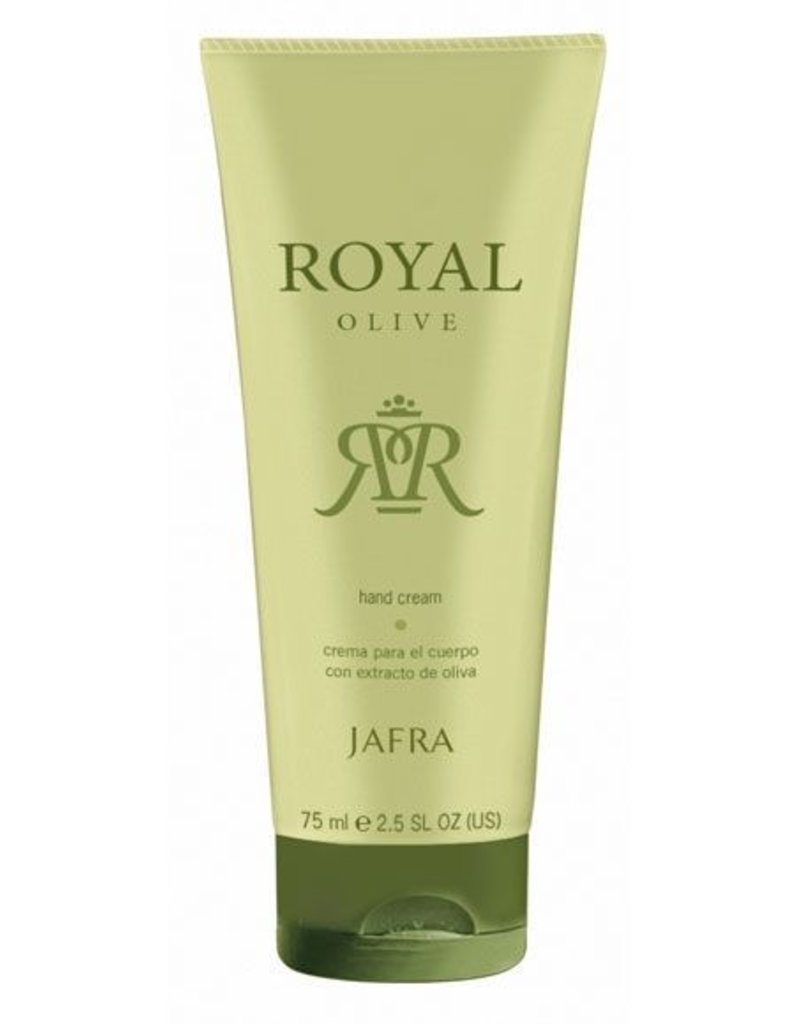 Jafra Cosmetics Jafra Royal Olive Handcreme | Tube | 75 ml