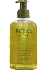 Jafra Royal Olive Handseife | Spenderflasche | 250 ml
