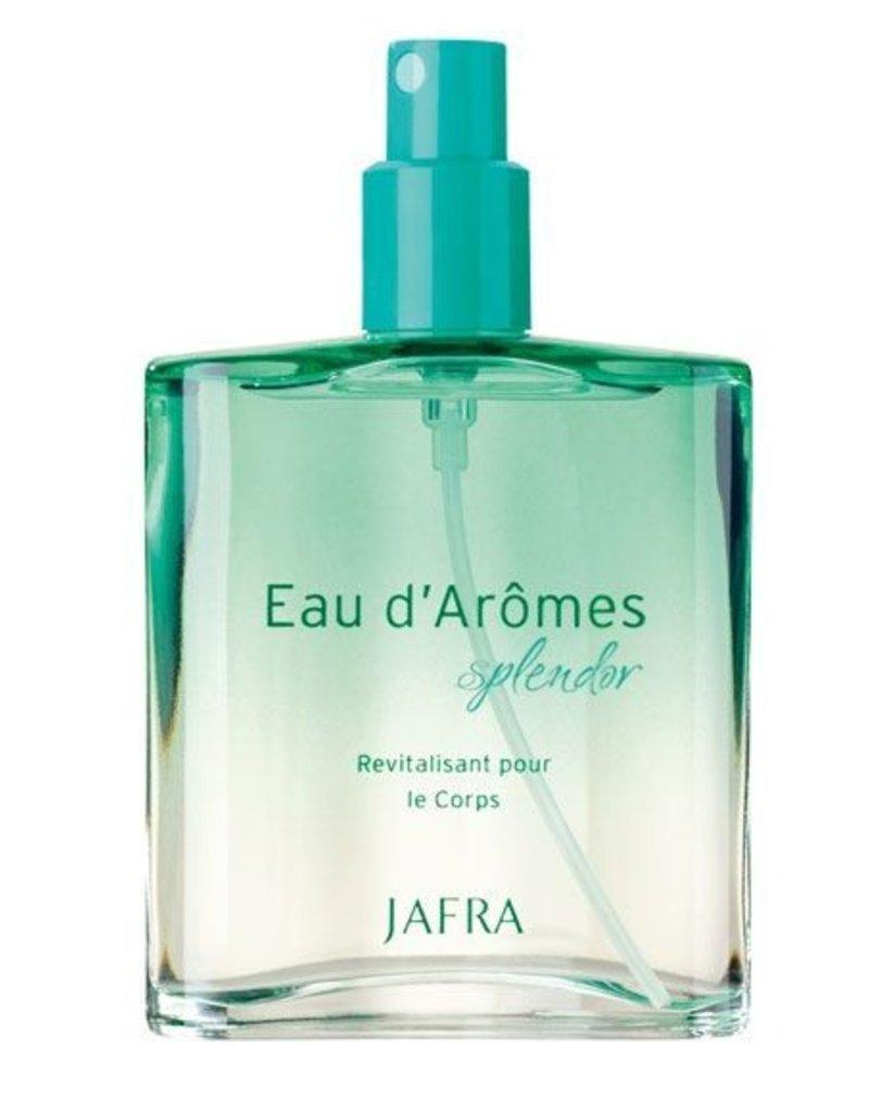 Jafra Cosmetics Jafra Eau d'Arômes Splendor Körperspray | Glassprühflakon | 100 ml
