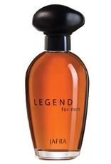 Jafra Cosmetics Jafra Legend Eau de Toilette | für Männer | Glasflakon | 100 ml