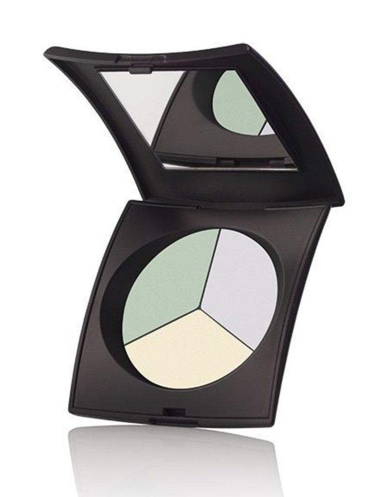 Jafra Cosmetics Jafra Feuchtigkeitsspendende Korrekturcreme | Spiegeldose | 3 Farben | 9 g