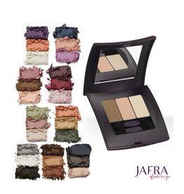 Jafra Cosmetics Jafra Lidschatten Trio 4,2 g
