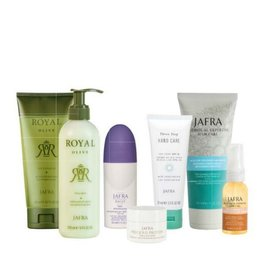 Jafra Cosmetics Jafra Deluxe Body Set | 7 Produkte nach Wahl