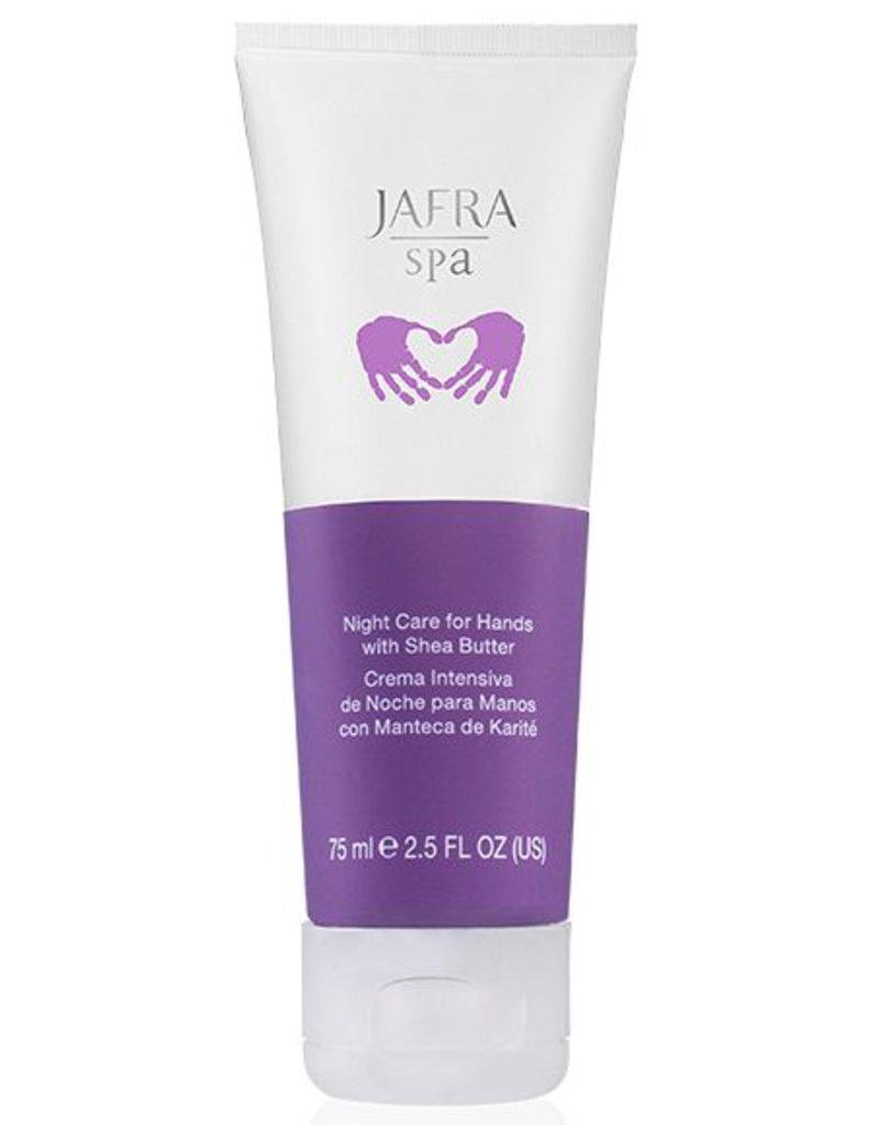 Jafra Cosmetics Jafra SPA Handpflege für die Nacht | Tube | 75 ml