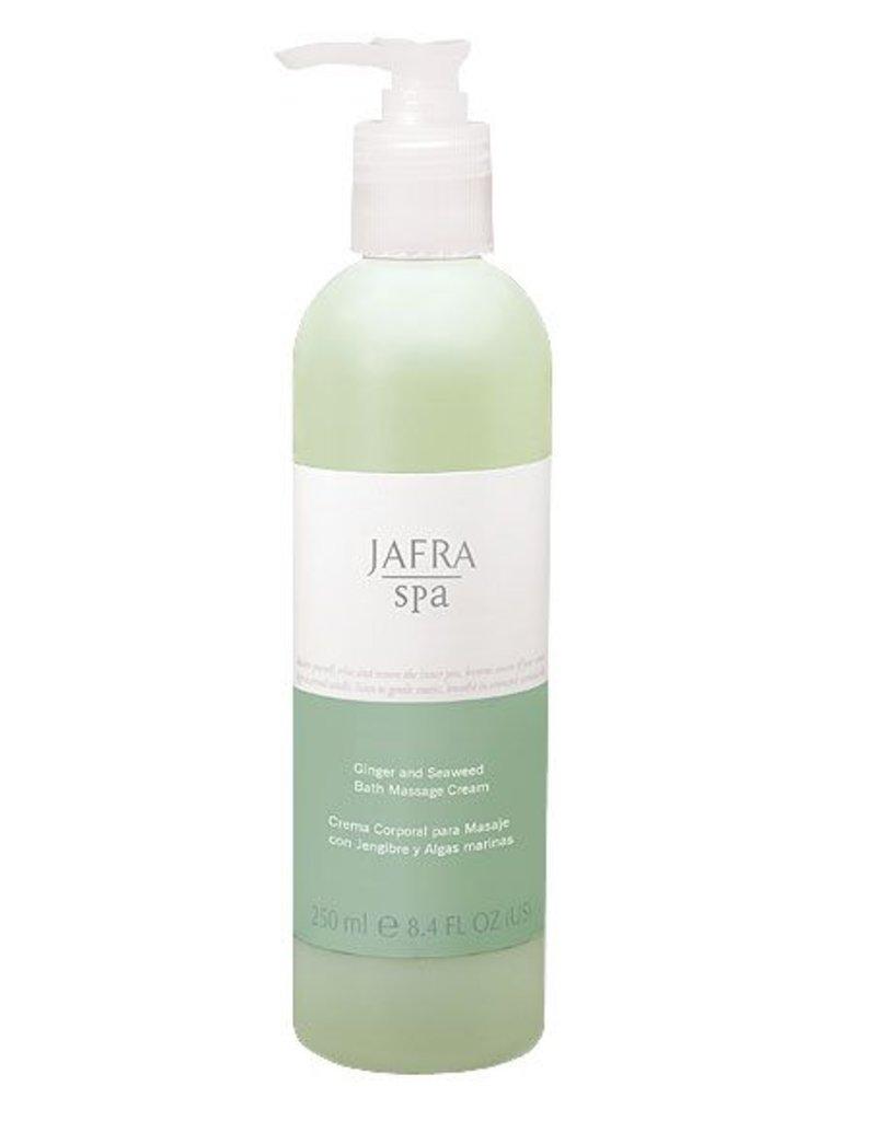 Jafra Cosmetics Jafra SPA Ingwer & Algen Bade- und Duschgel | Spenderflasche | 250 ml