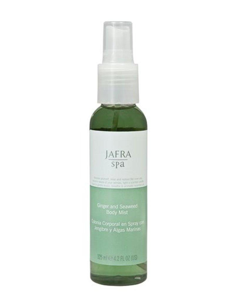 Jafra Cosmetics Jafra SPA Ingwer & Algen Körperspray | Sprühflasche | 125 ml