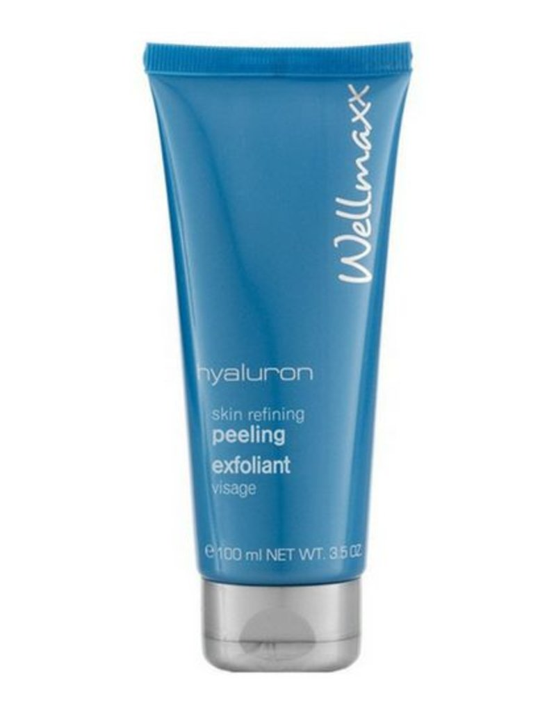 LIFTmee Wellmaxx  Mildes Gesichtspeeling | Hyaluron Skin Refining Peeling | 100 ml